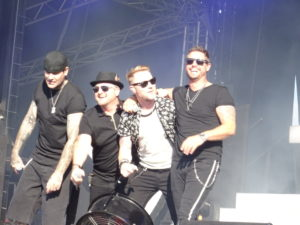 Boyzone to play at Cartmel