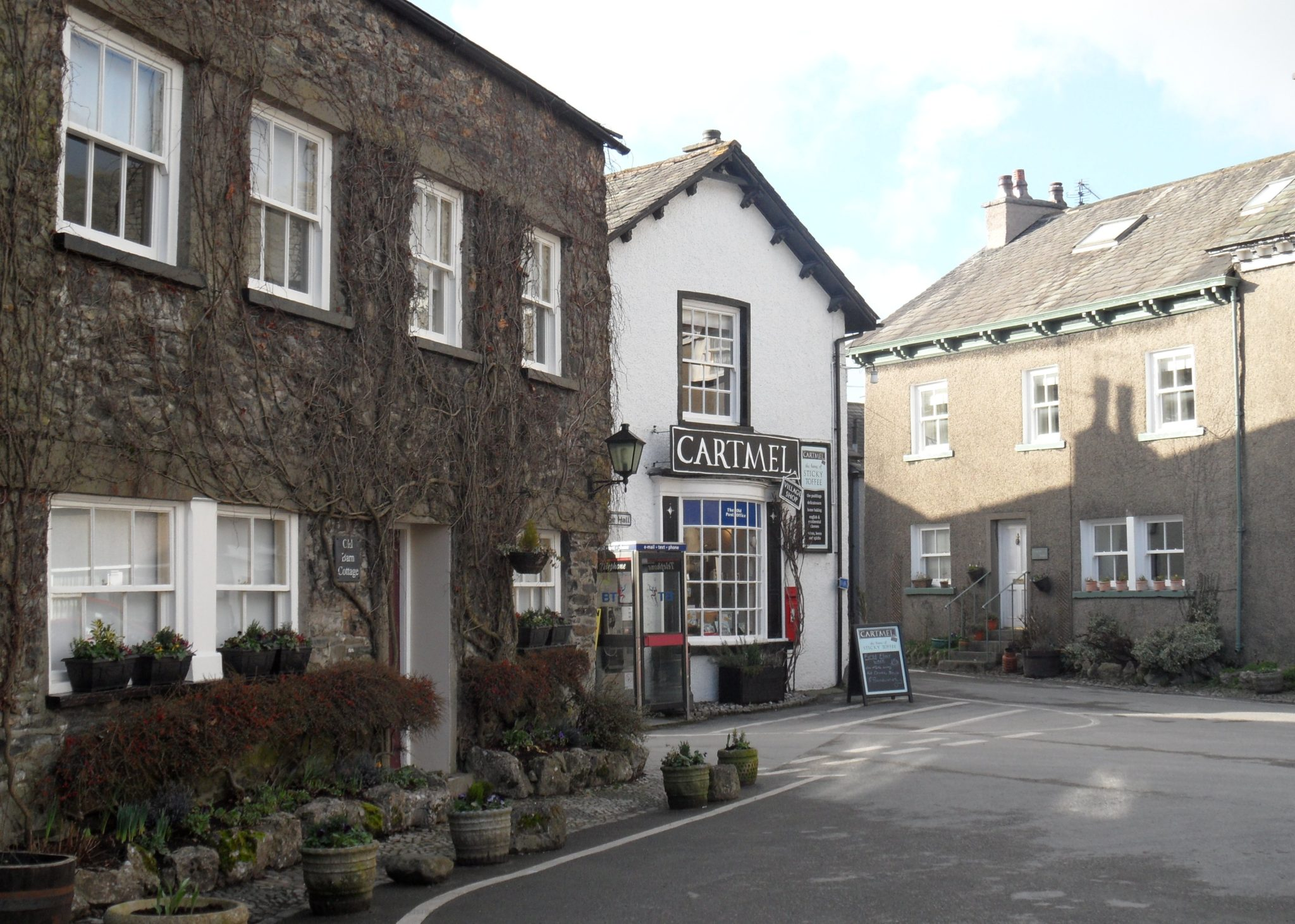 Cartmel's Blooming