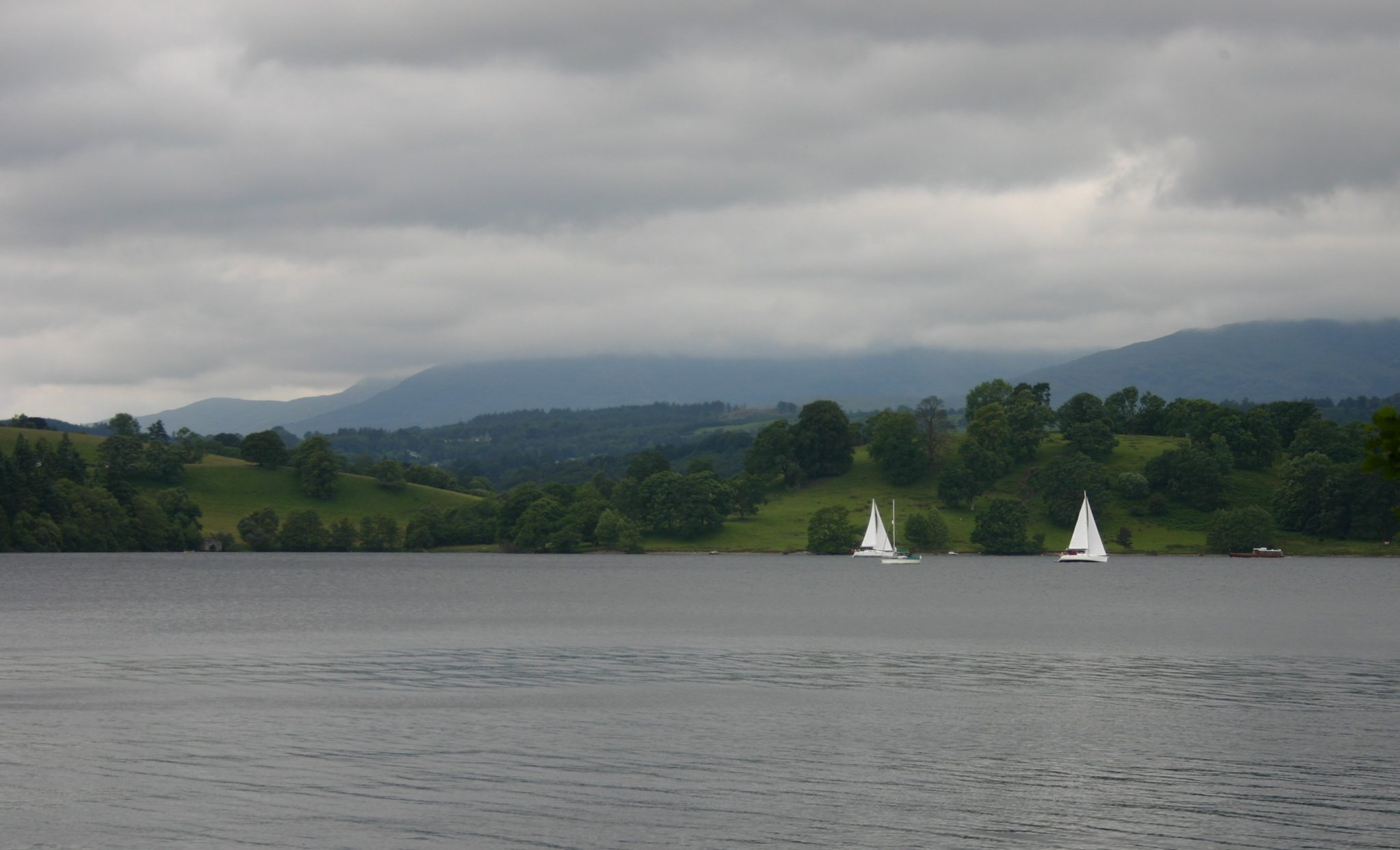 Windermere Bike Boat