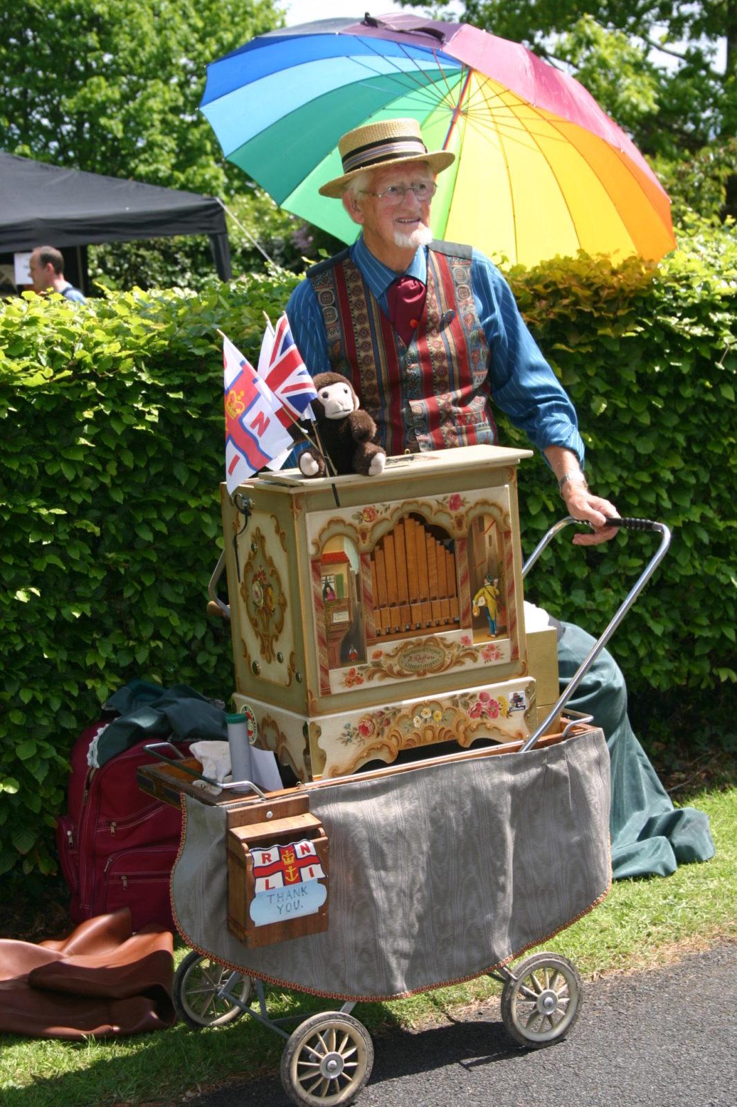 Grange Edwardian Fair