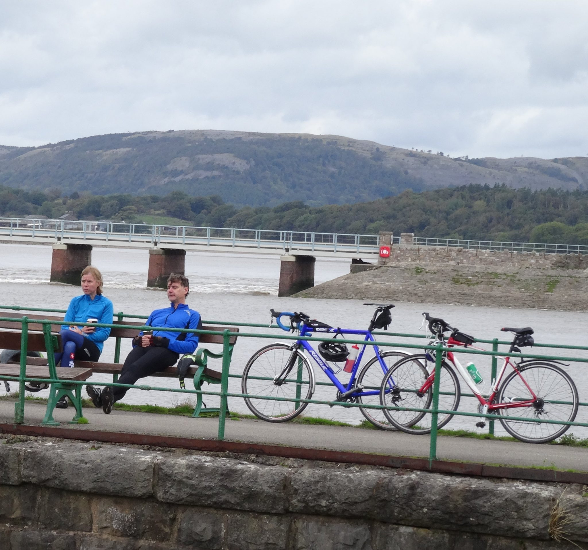 Arnside and Silverdale Cycling