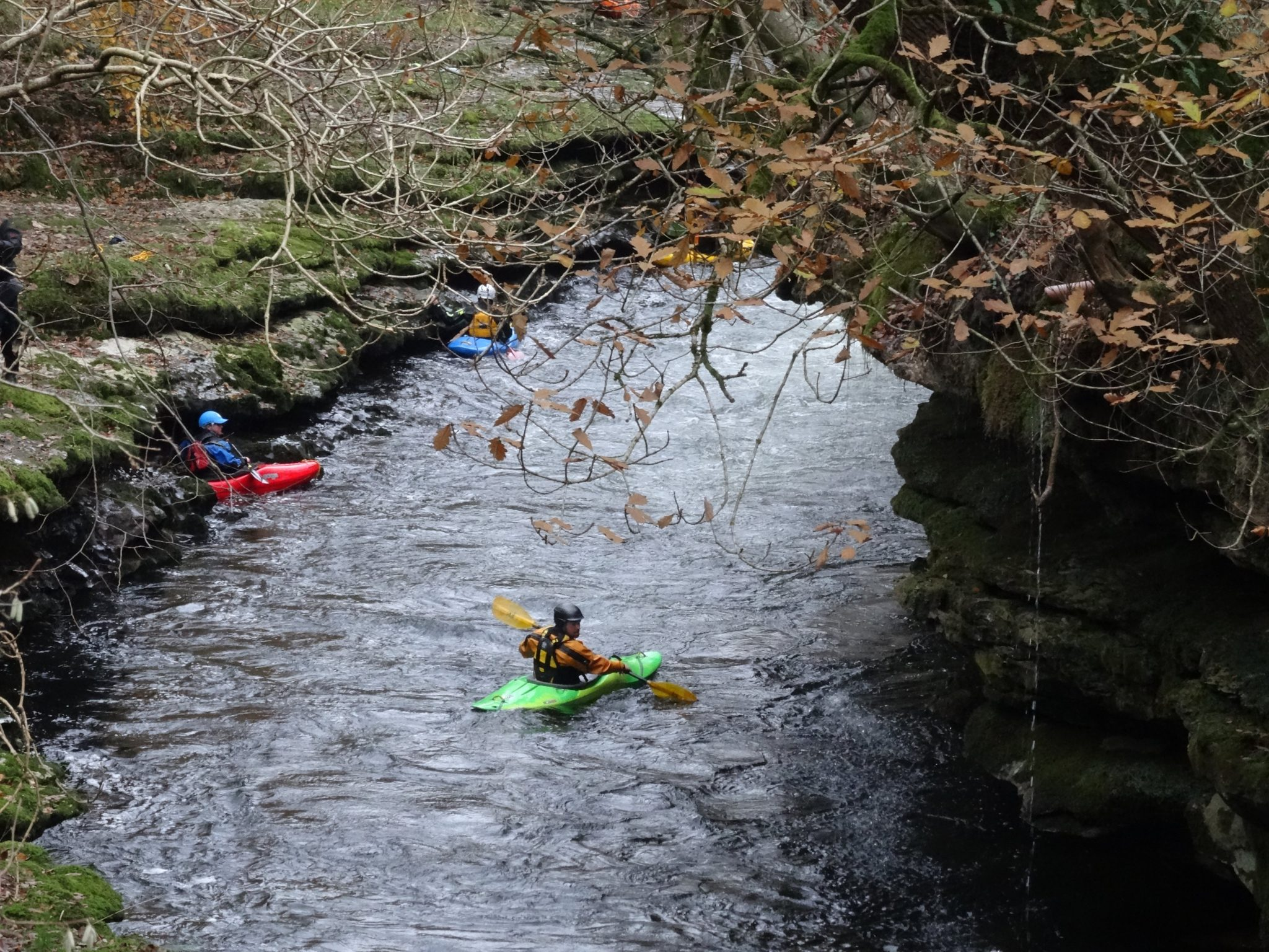 River Kent Kayaking