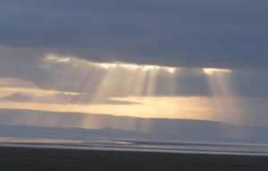 Morecambe Bay Sky