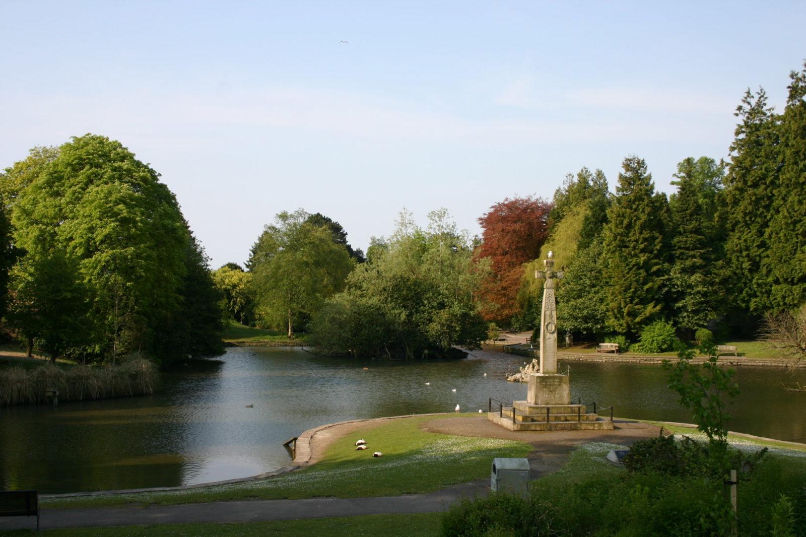 Grange Ornamental Pond