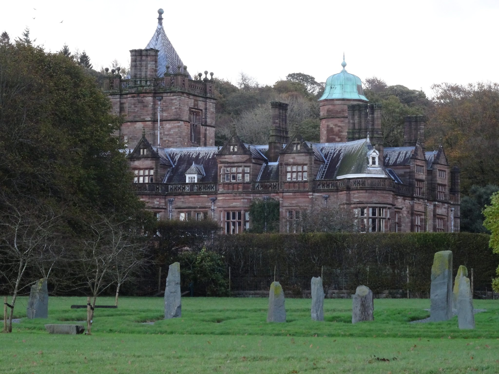 Holker Hall