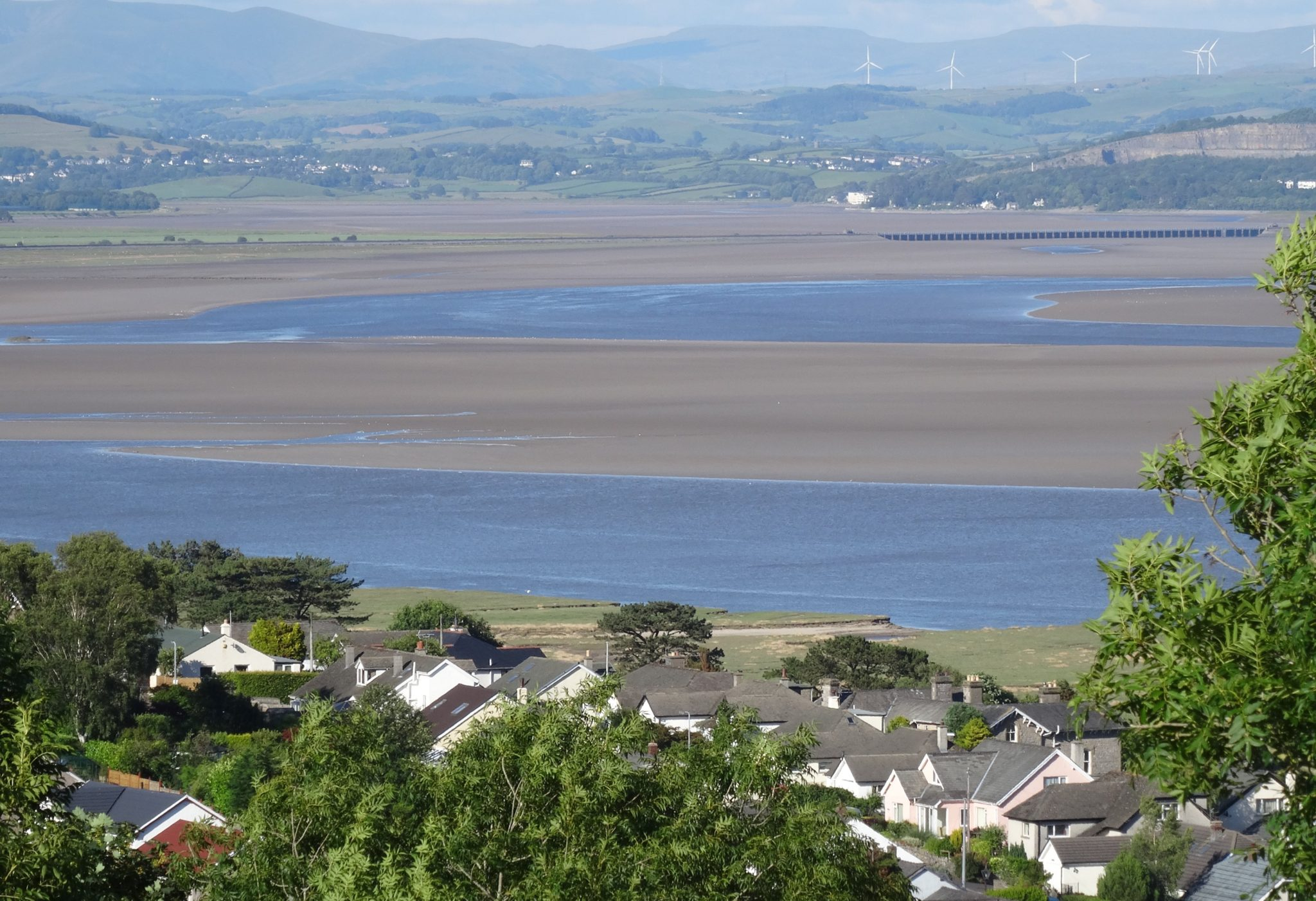 Arnside to Kents Bank Cross-Bay Walk