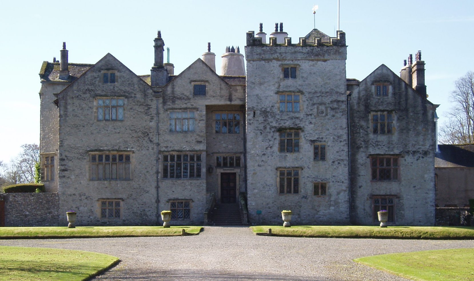 Levens Hall and Topiary Garden