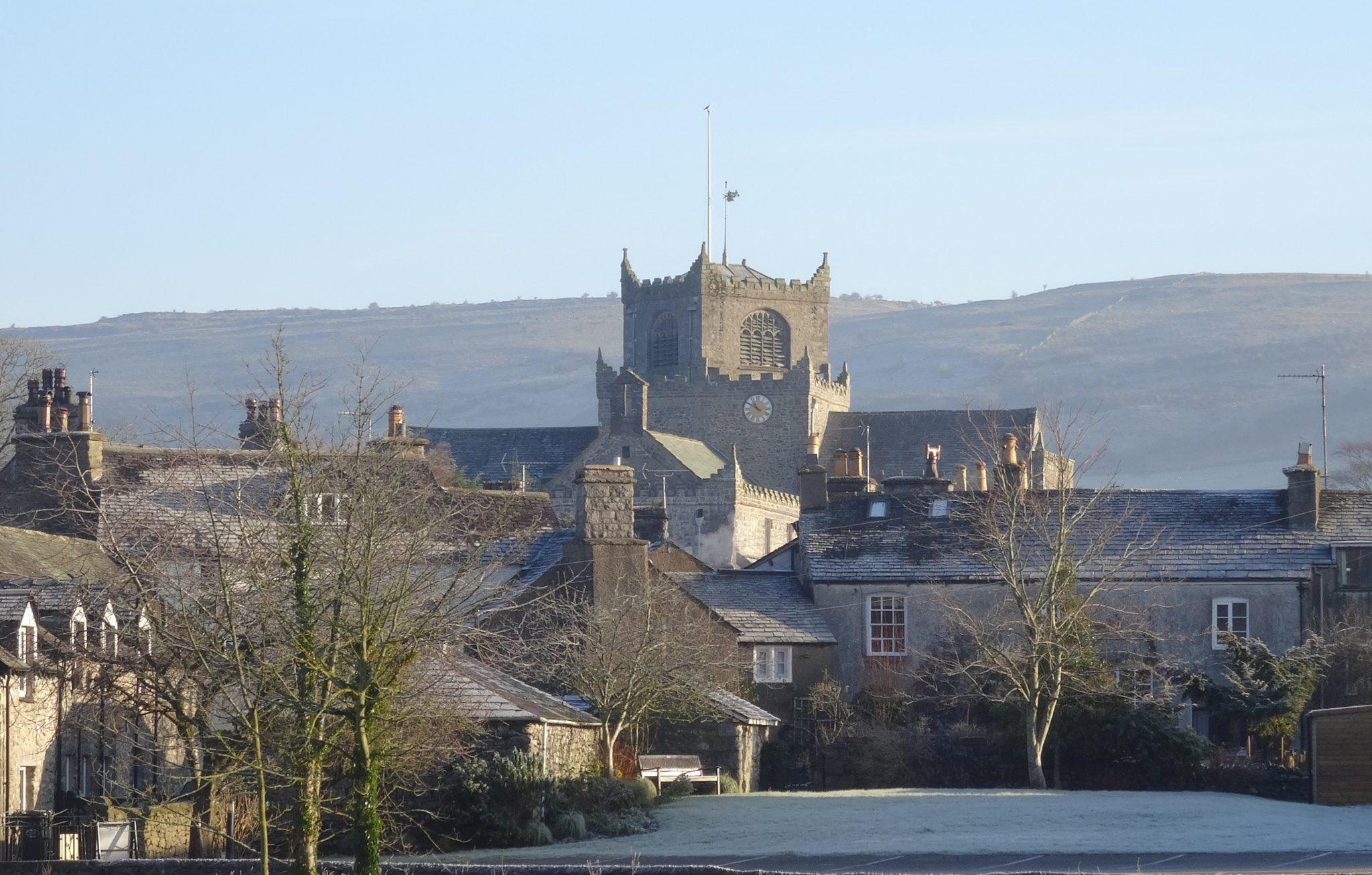 Cartmel- A Picturesque Village