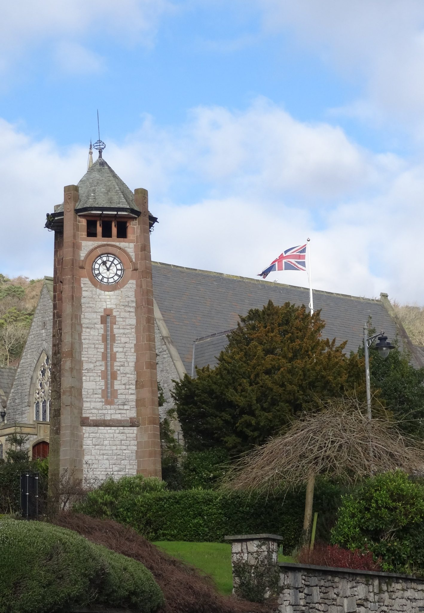 Grange Clock Tower