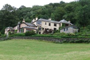 Brantwood - home of John Ruskin