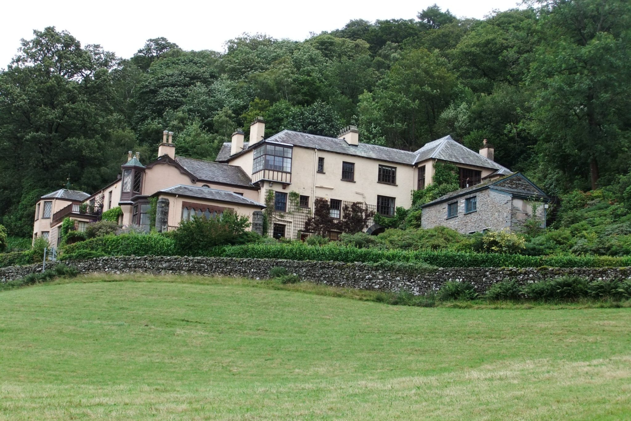 Brantwood – The home of John Ruskin
