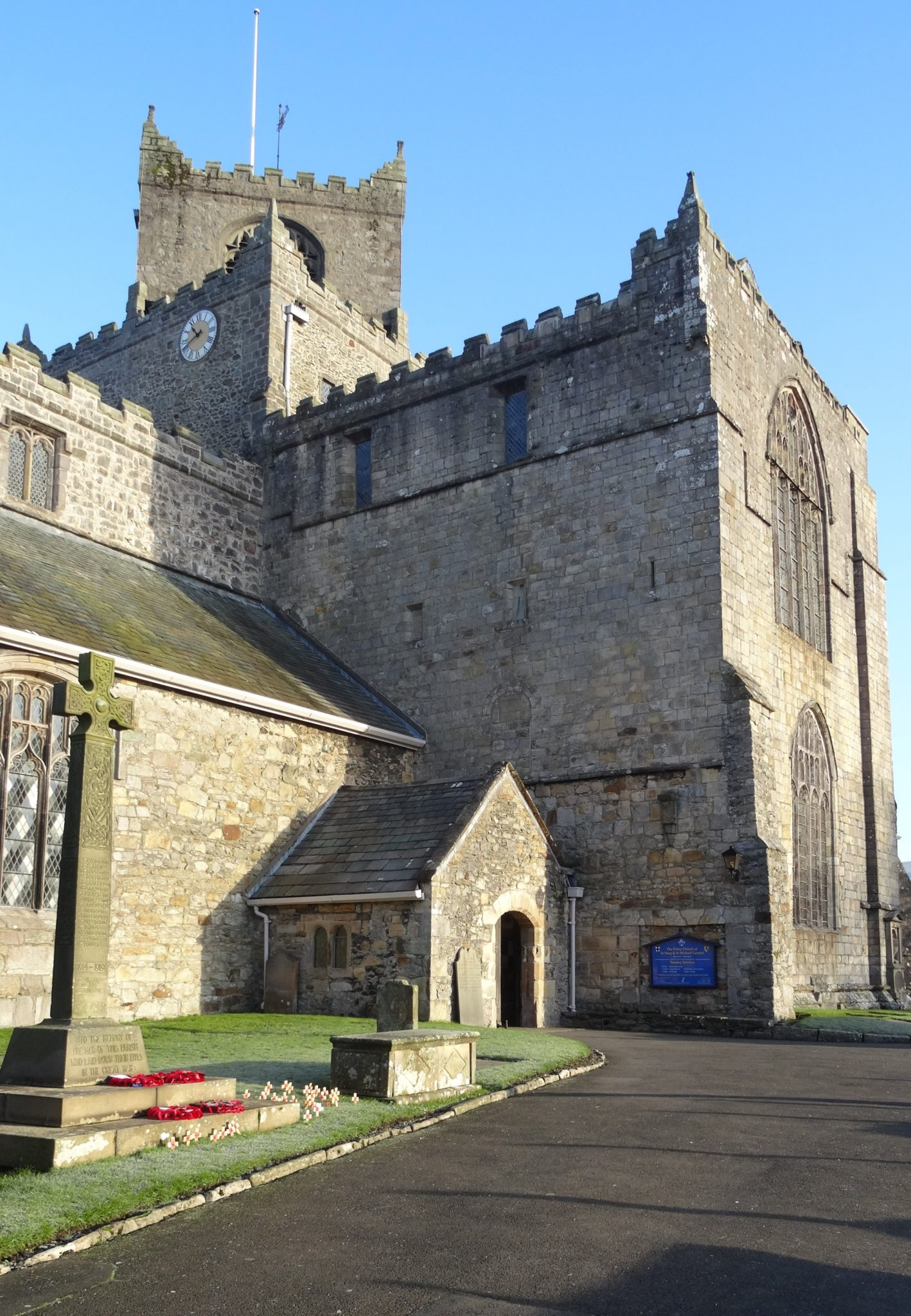 Explore Elaborate Cartmel Priory
