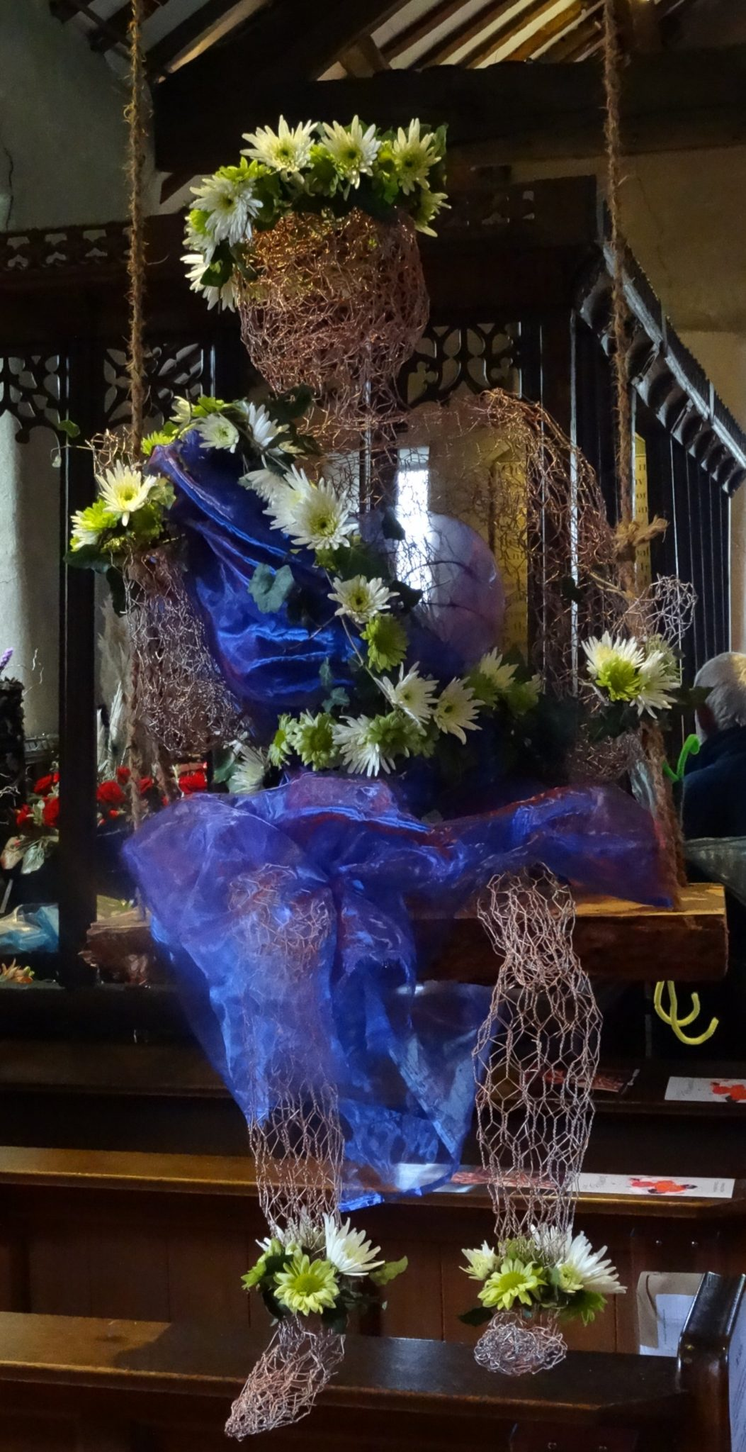 St Anthony's Church – Floral Celebration of Children's Literature