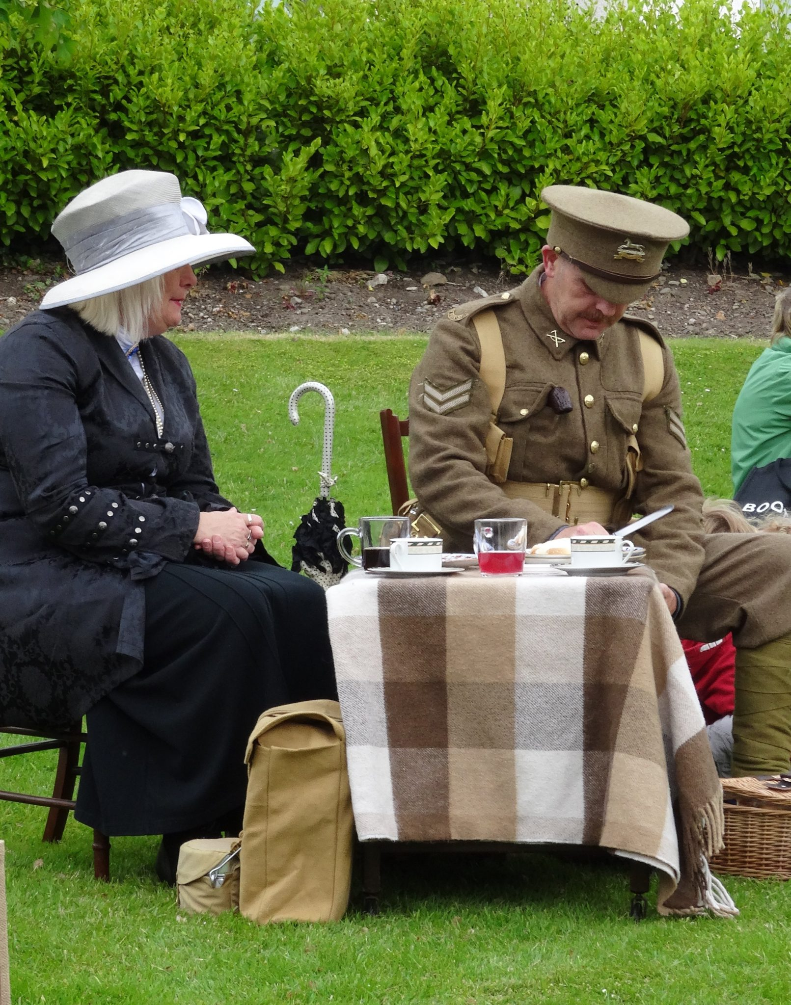 22nd Annual Grange Edwardian Festival