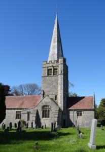 St Peter's Church, Field Broughton near Cartmel