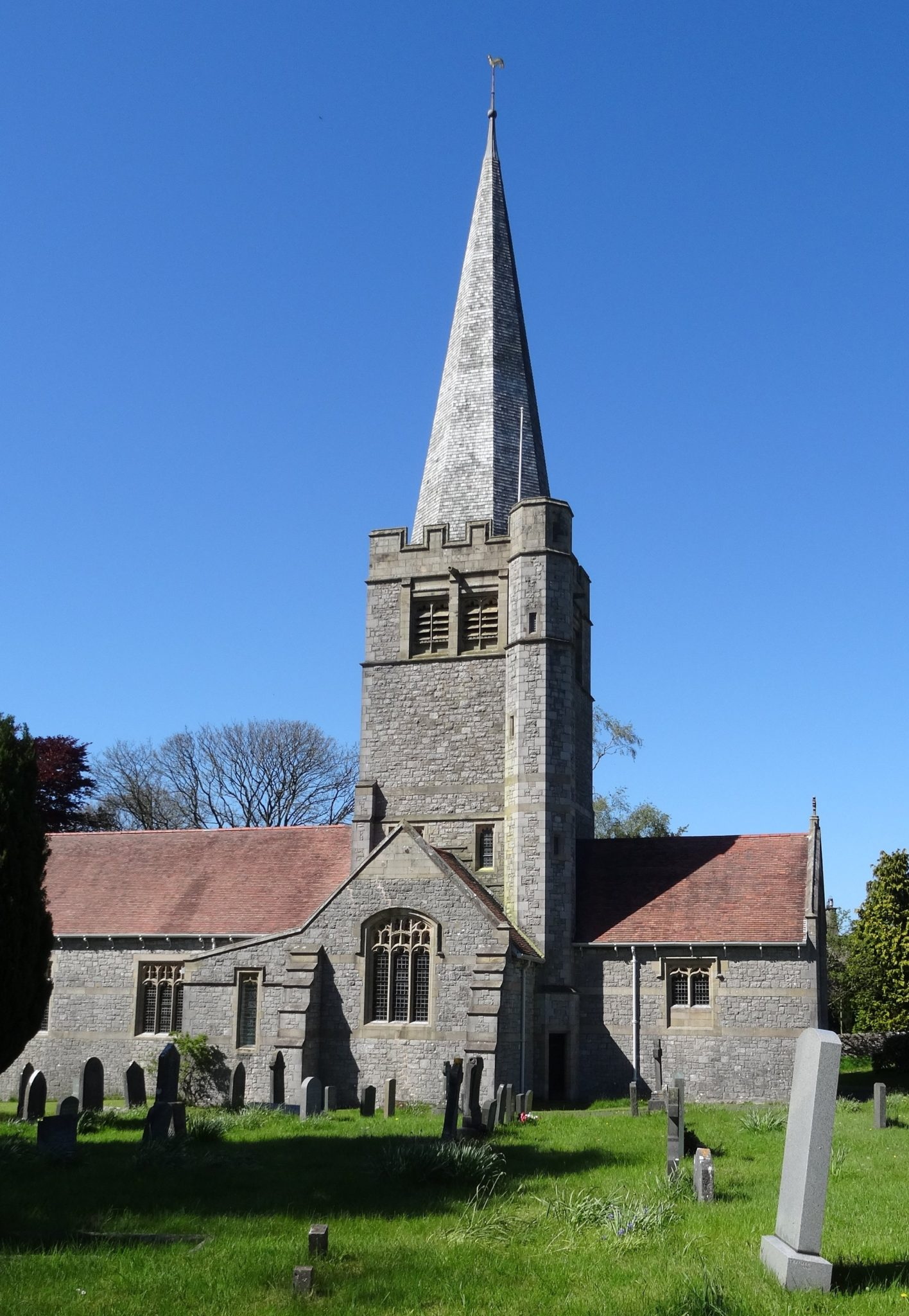Beautiful St Peter's Church – Field Broughton
