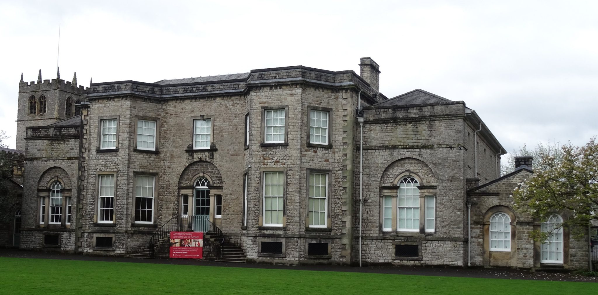Abbott Hall – Kendal