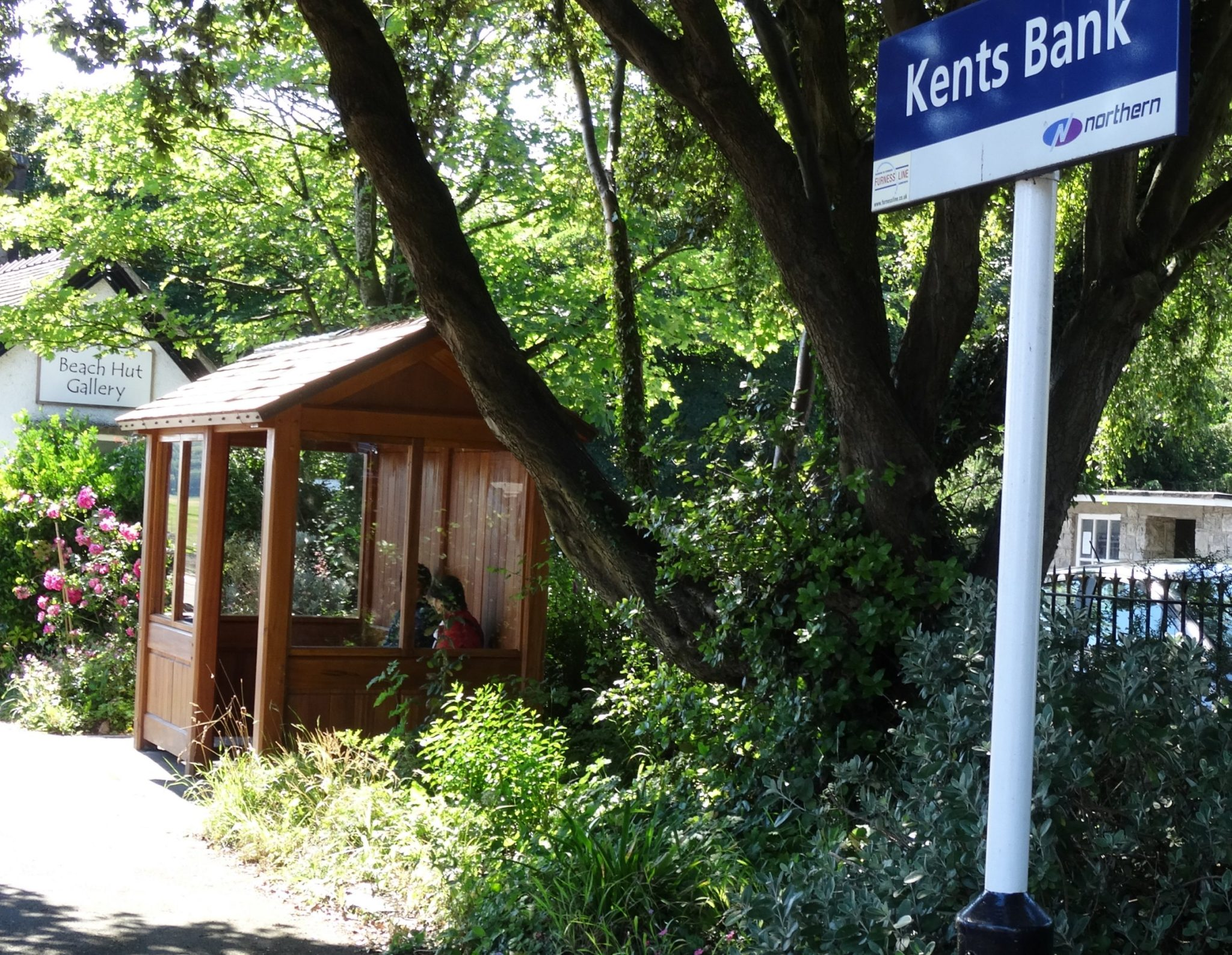 Kents Bank Station