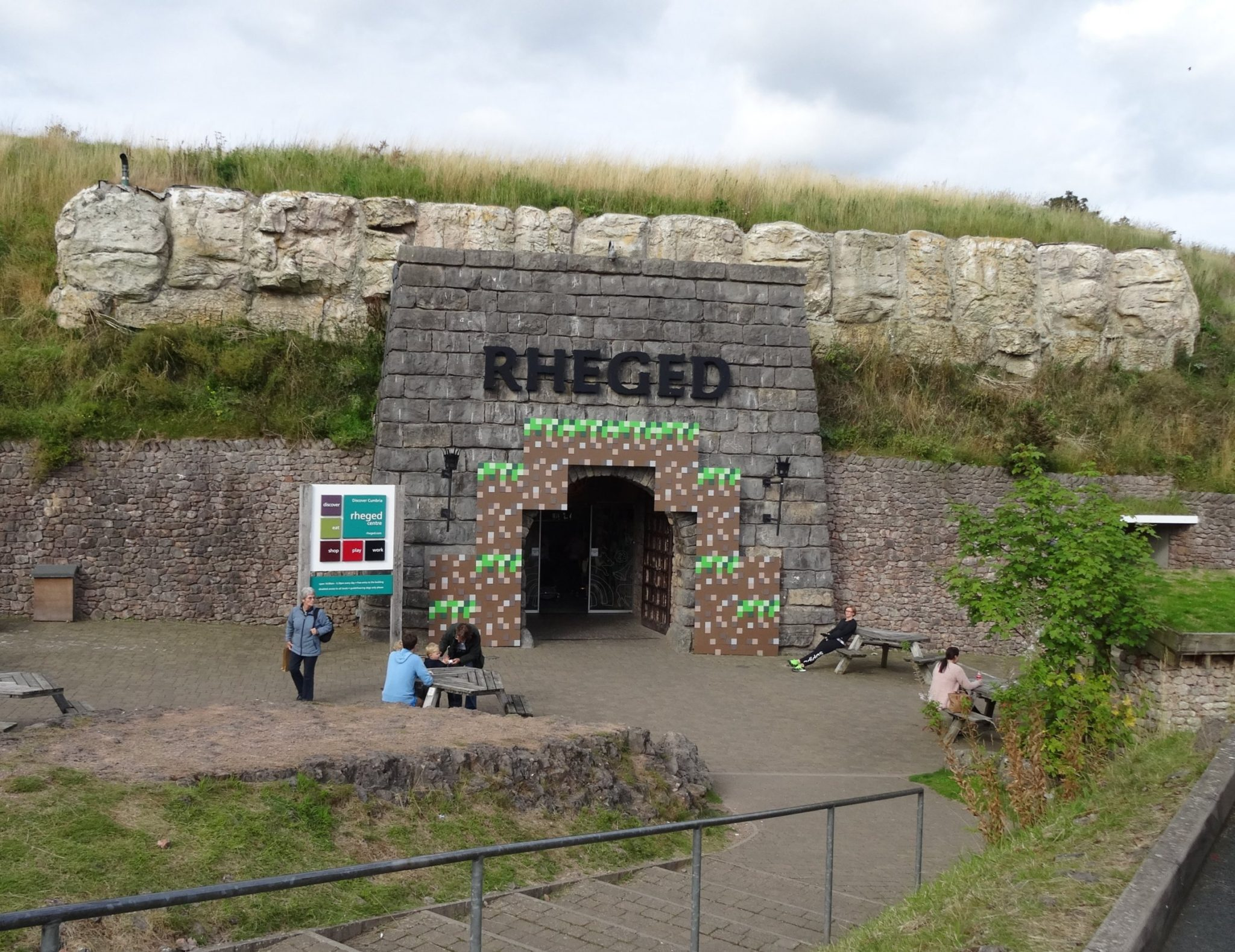 Rheged Centre