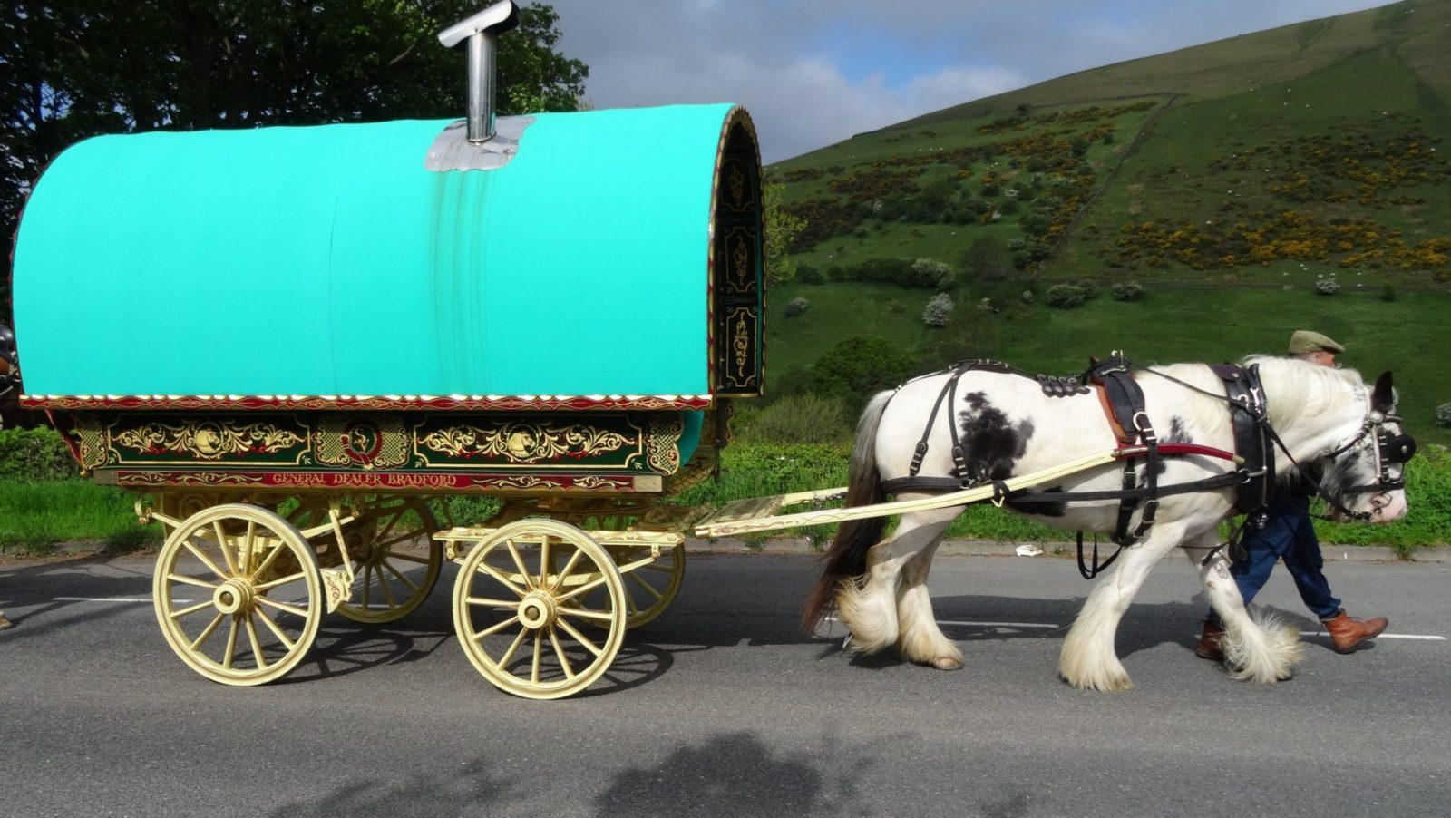 Horse Fair in Appleby-in-Westmorland