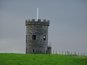 Look Out – St Anthony's Tower, Milnthorpe
