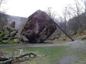 The Bowder Stone, Keswick