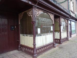 Ornate Cast-Iron Shop Front