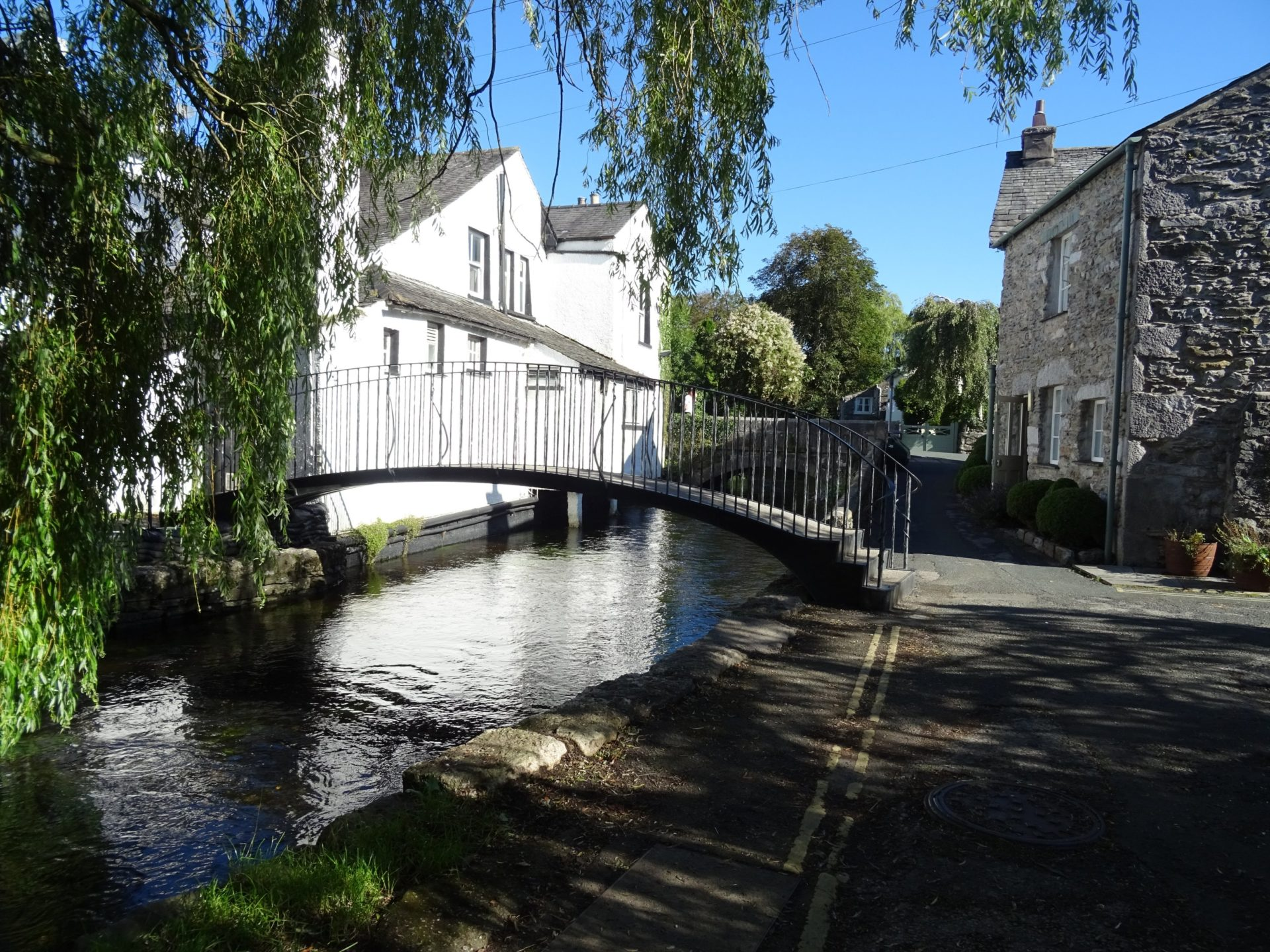 New Cartmel Bridge