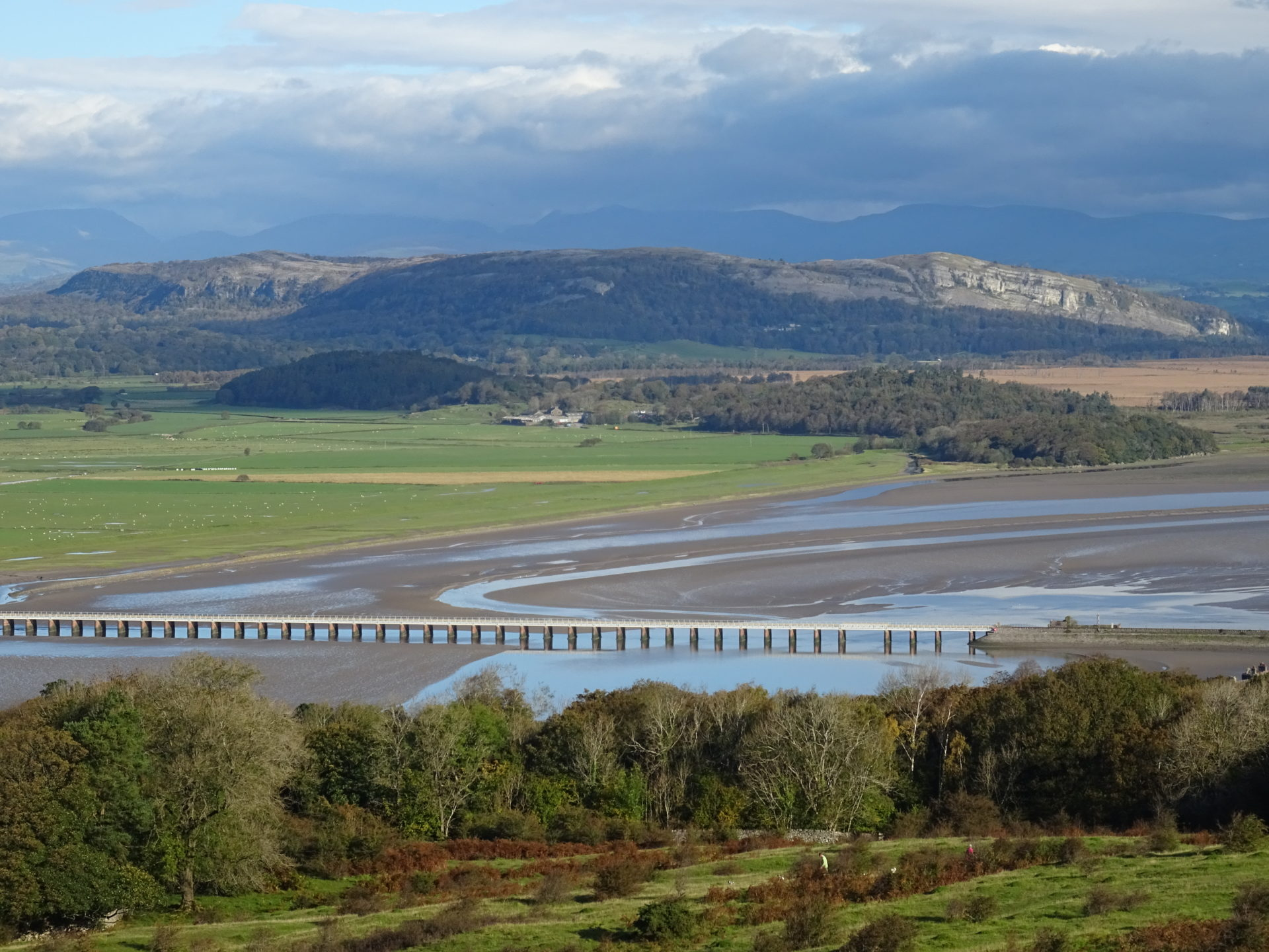 Arnside Viaduct –  Spectacular Engineering