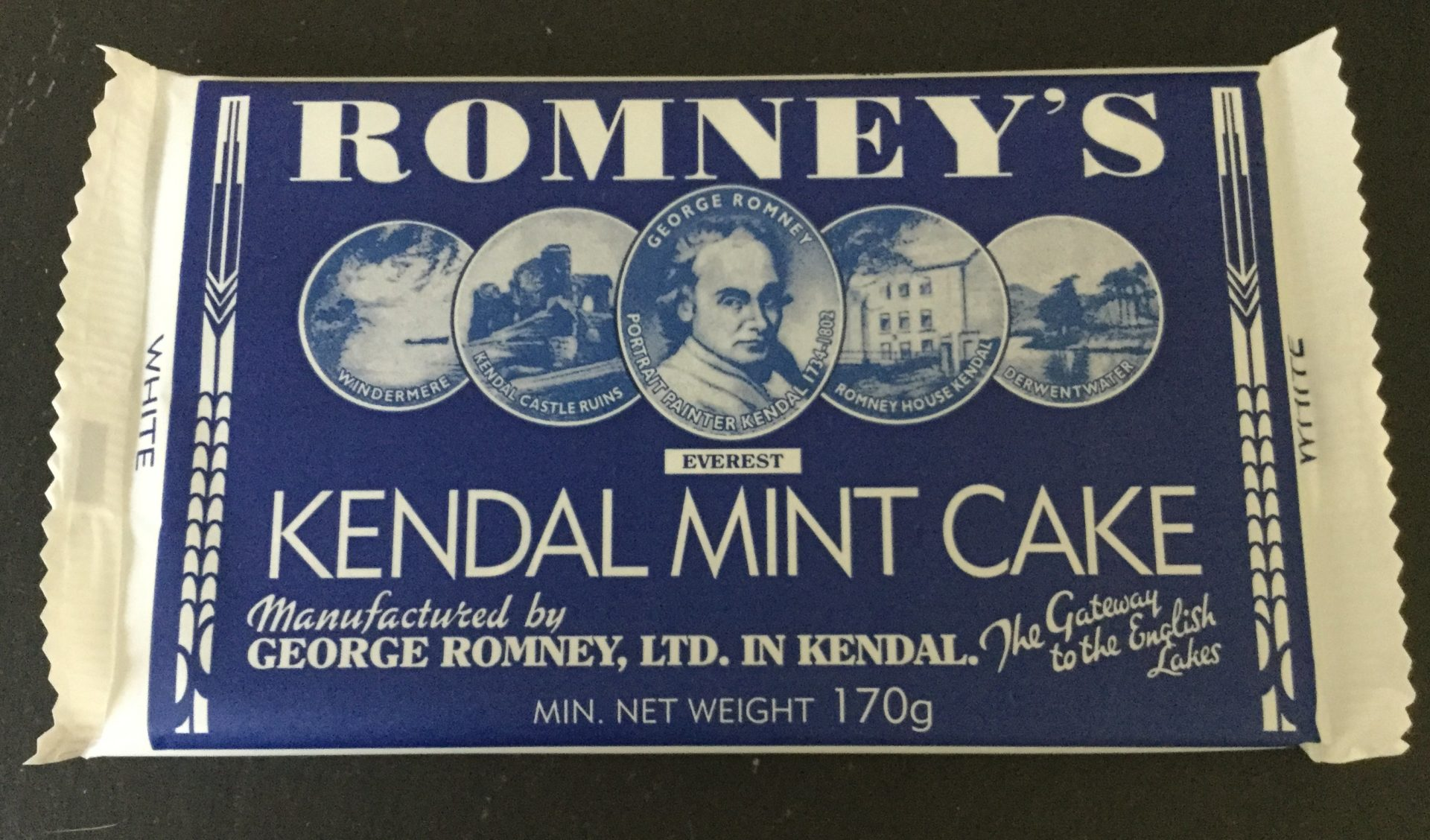 Kendal Mint Cake – A Top of the World Recipe