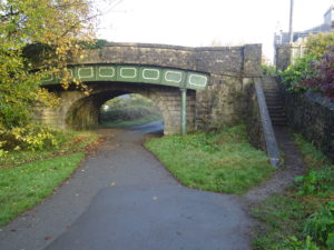 Kendal Canal – the Black and White Canal