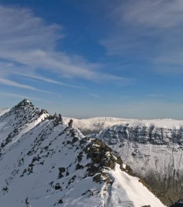 Helvellyn -The Sky's Not The Limit