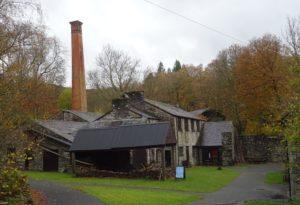 Stott Bobbin Mill