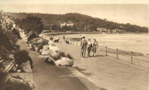 Garnge promenade